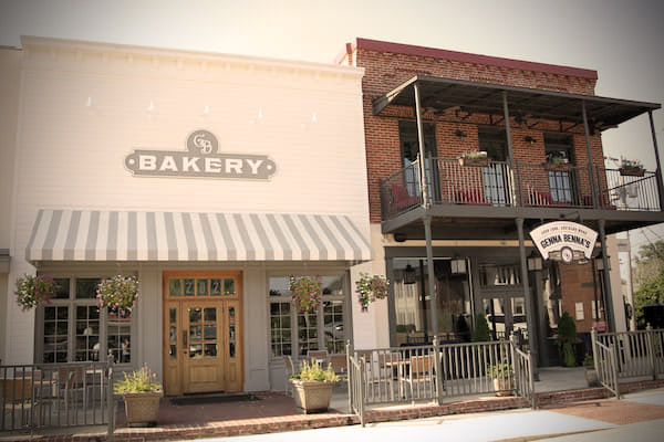 Bakery Location